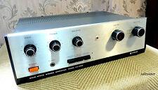 Trio KA-2002 rare Audiophile Stereo Integrated Amplifier+mods - very versatile!
