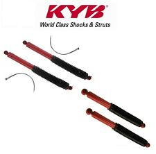 Chevy K1500 K2500 Suburban Kit of 2 Front & 2 Rear Shock Absorbers KYB MonoMax