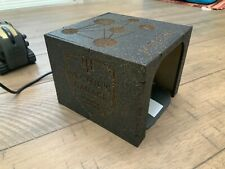 "Vector By Anki Laser cut Docking station cover  ""Vector's Garage"""