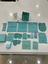 Authentic Tiffany & Co. Empty Jewelry Boxes, Pouches & Bags