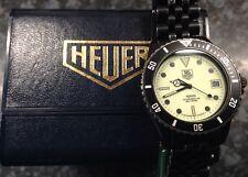 Tag Heuer 980.031 Night Diver Submariner James Bond Living Daylights 007 PVD