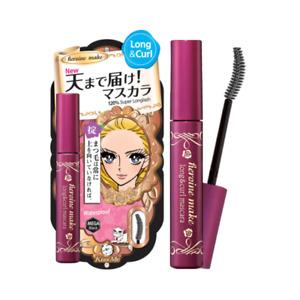 [Isehan Kiss Me] Heroine Long& Curl Mascara EX 6g Made in Japan 120% Long up