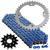 Drive Chain /& Sprockets Kit Fits HONDA TRX200 TRX200D Fourtrax 200 2X4 1990-1997