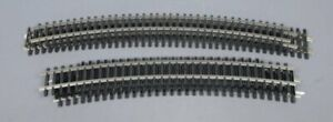 Aristo-Craft G Scale Assorted Curved Track Sections [9]