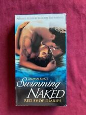 SWIMMING NAKED - RED SHOE DIARIES - VHS