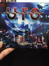 UFO - Conspiracy Of Stars (Limited Edition digipak/ bonus track) - CD - As New
