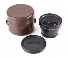 TOPCON 35/4 AUXILIARY LENS, WITH CAPS AND CASE (FOR 49MM THREAD LENS)/203563