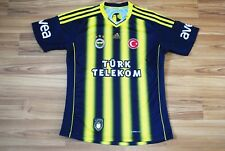 FENERBAHCE TURKEY HOME FOOTBALL SHIRT JERSEY 2013-2014 KIDS BOYS YOUNG 13-14Y L