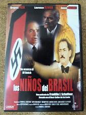 DVD Los Niños del Brasil,Gregory Peck