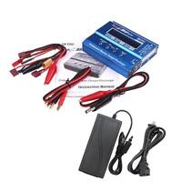 SKYRC iMAX B6 Mini 60w Lipo Balance Charger Discharger & 12V 5A AC Power Adapter