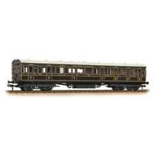 Bachmann 39-610 SE&CR 60' Birdcage Composite Lavatory, Dark Lake OO/HO Scale
