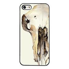 Stier Schädel Kuh Schädel Handy Hülle für iPhone 5 6 7