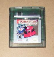 Armada F/X Racers for Nintendo Game Boy Color Fast Shipping