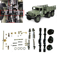 Upgrade Spare Parts , Metal Gear Middle Bridge For WPL B16 B36 Ural Truck RC CAR