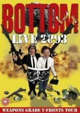Bottom Live 2003 Weapons Grade Y Fronts Tour DVD 1993 by Rik Mayall ADR