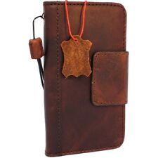 genuine real leather case for LG V30  wallet luxury cover book holder magnetic V