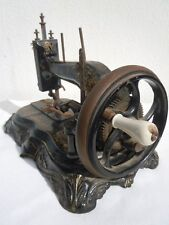 Machine à coudre portative N° 2 Bis machine a coudre de table d'époque 19ème