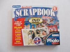 - PERFECT SCRAPBOOK MAKER [PC DVD-ROM] + PHOTO EDITOR (By COSMI) $29.75