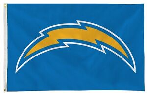 Los Angeles Chargers Banner Flag
