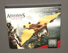 Assassin's Creed Mega Bloks Da Vinci's Flying Machine 94302 Construction Set NEW