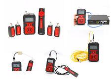 Testeur Polyvalent Cables RJ45 RJ11 BNC et FIBRE OPTIQUE