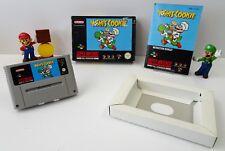 Super Nintendo SNES Spiel - Yoshi´s Cookie + Anleitung + OVP - CIB