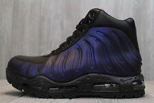 24 RARE Nike Air Max FoamDome Eggplant Black Boots Sizes 7.5-10 843749 500