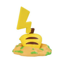Pokemon Pocket Monster Pikachu Wag Burrow Gacha Toy Figure Figurine Mascot Anime