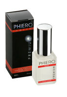 PHIERO PREMIUM Notte Pheromone Cologne To Attract Women Instantly FRESH ORIGINAL