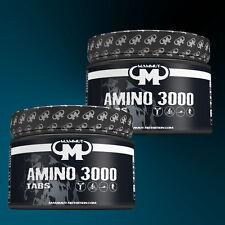 (36,44€/kg) Mammut Amino 3000 Aminosäuren Tabletten 2 Dosen a´300 Tabs