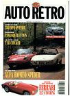 AUTO RETRO N° 132 /BMW 328/CHEVROLET '55-57/FORD THUNDERBIRD-FACEL VEGA FV3