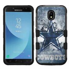 8d89bc4409a43c for Samsung Galaxy J7 Crown Hybrid Hard Impact Case Dallas Cowboys #V