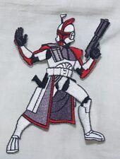 Star Wars Clone Trooper (Shocktrooper/guardsmen) Patch - US Seller