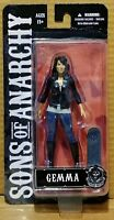 Mezco SONS OF ANARCHY Gemma Action Figure ~ Brand New MIP 2014