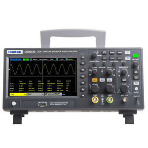 Hantek DSO2C10 Digital Storage Oscilloscope 2CH 150Mhz 1GS/s 7 IN TFT Display