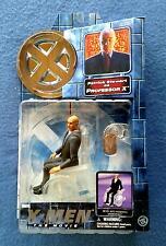 PROFESSOR X X-MEN THE MOVIE PATRICK STEWART CLEAR WHEELCHAIR FIGURE TOYBIZ