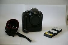 Canon 1100d con battery grip e 3 batterie