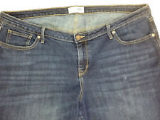 Old Navy, Women's Size 16 Petite Jeans, Straight  Cut, Medium Wash, Blue  (O)