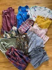 Juinor Girls Clothing lot Mixed with Medium & Large, Skirt, Shirts,& more.