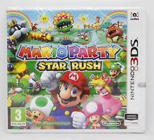 MARIO PARTY STAR RUSH - NINTENDO 3DS - PAL ESPAÑA - NUEVO PRECINTADO - SUPER