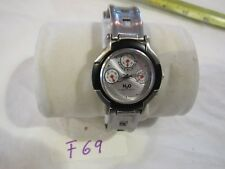 Anne Klein II H2O Quartz Ladies Watch - Sub dials -F69