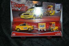 2014 DISNEY PIXAR CARS CHIEF RPM & PETROL PULASKI PISTON CUP