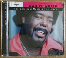 Barry White, The Universal Masters Collection CD comp