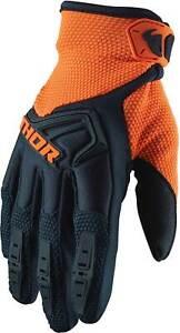 Thor Youth Spectrum Gloves - MX Motocross Dirt Bike Off-Road ATV MTB Boys Girls