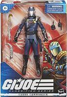 NEW SEALED 2021 GI Joe Classified Series Cobra Commander Action Figure