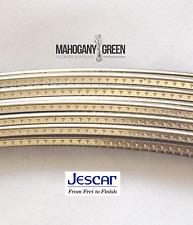 Jescar Stainless Steel Medium/Hightest Frets/ Guitar Fret wire 6 feet 55090