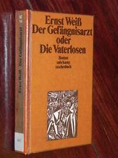 Ernst Weiß - Der Gefängnisarzt (Suhrkamp Taschenbuch Verlag, 1982)