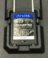 Uncharted Golden Abyss for PSVITA PlayStation Vita / Cart Only