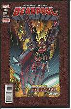 Deadpool 2099 Set 1-4 All First Prints
