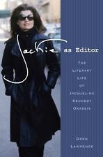 Jackie As Editor: The Literary Life Of Jacqueline Kennedy Hard Cover